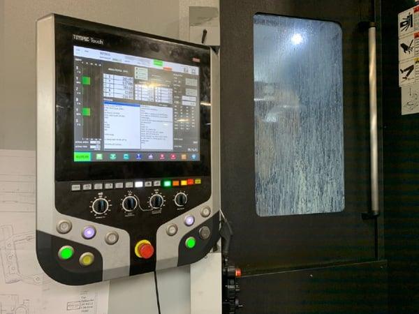 Modern CNC Machine Control