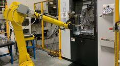 Tips for Using Industrial Robotics in a CNC Machine Shop