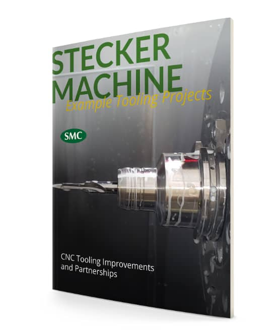 Stecker machine example tooling projects magazine cover
