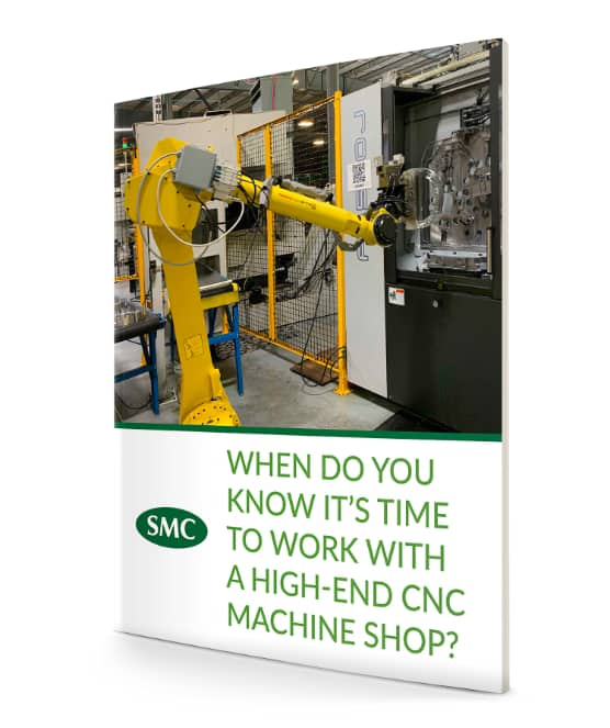 When do you know its time to work with a high-end CNC machine shop guide