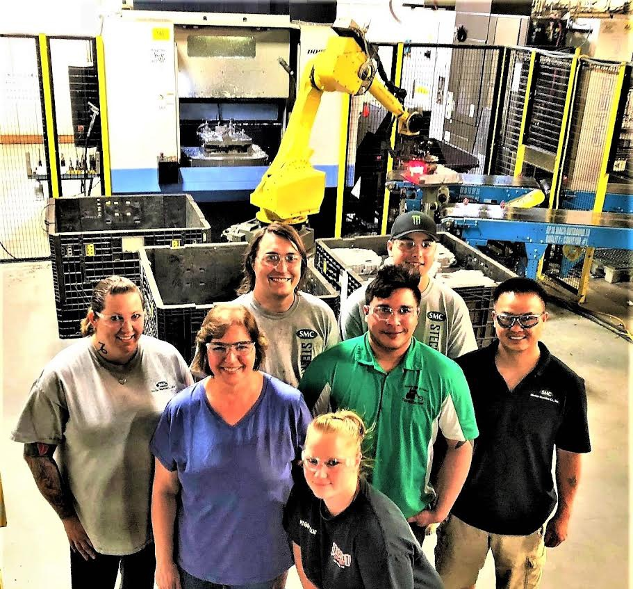 Manitowoc CNC machining positions are available at Stecker. Apply today!
